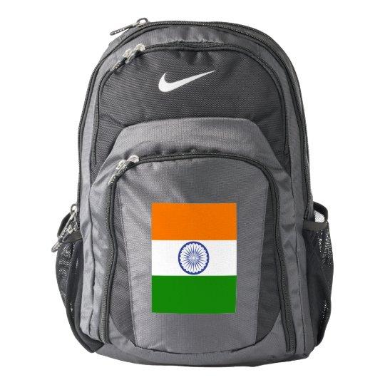 National Flag Of India Ashoka Chakra Nike Backpack