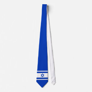 National flag of Israel - Authentic version Tie