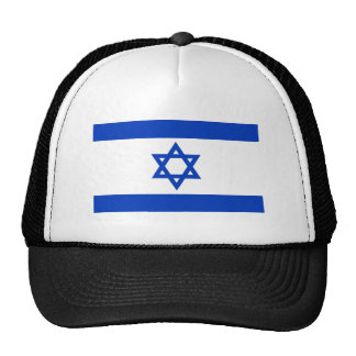 National flag of Israel - Authentic version Trucker Hat