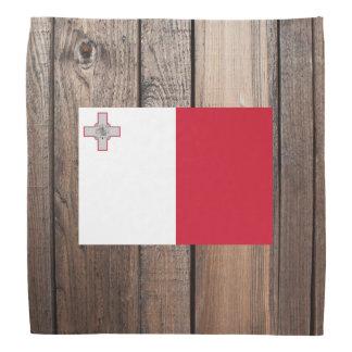 National Flag of Malta Bandana