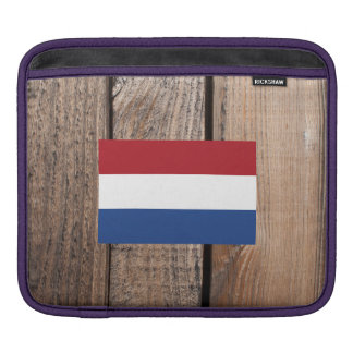 National Flag of Netherlands Sleeve For iPads