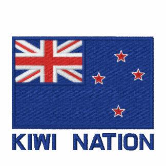 National Flag of New Zealand - Kiwi Nation