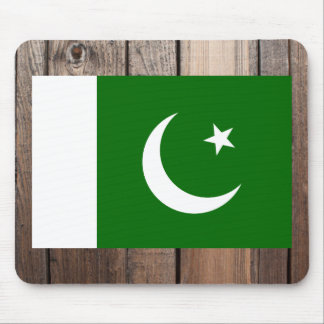 National Flag of Pakistan Mouse Pad