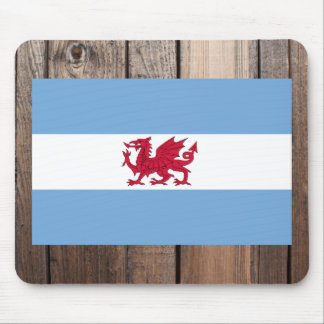 National Flag of Patagonia Mouse Pad