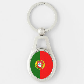 National Flag of Portugal Keychain