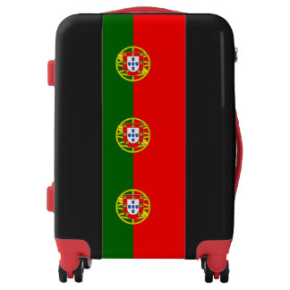 National Flag of Portugal Luggage
