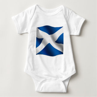 National Flag of Scotland & St Andrew Patriotic T-shirt