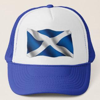 National Flag of Scotland & St Andrew Patriotic Trucker Hat