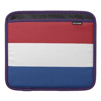 National Flag of the Netherlands, Holland, Dutch iPad Sleeve