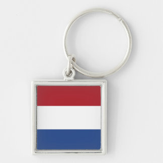 National Flag of the Netherlands, Holland, Dutch Keychain