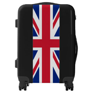National Flag of the United Kingdom UK, Union Jack Luggage