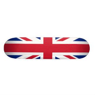 National Flag of the United Kingdom UK, Union Jack Skateboard Deck