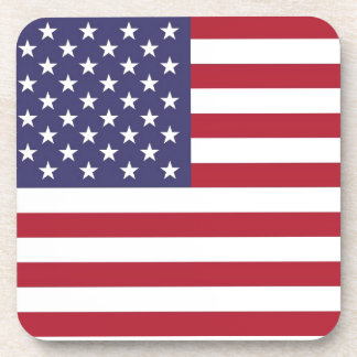 "National flag of the USA - Authentic Scale ""G-spec Coaster"