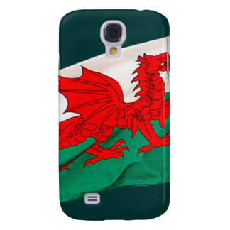 National Flag of Wales, The Red Dragon Patriotic Samsung S4 Case