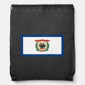 National Flag of West Virginia Backpack