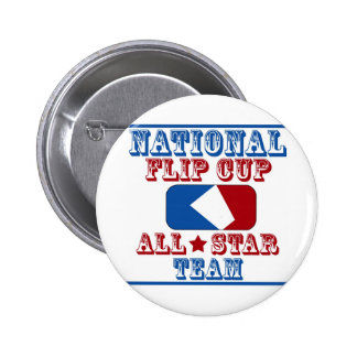 national flip cup champion button