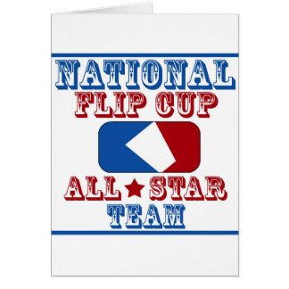 national flip cup champion card