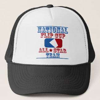 national flip cup champion trucker hat