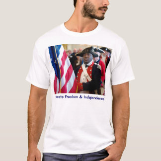 National Freedom Flag T-Shirt