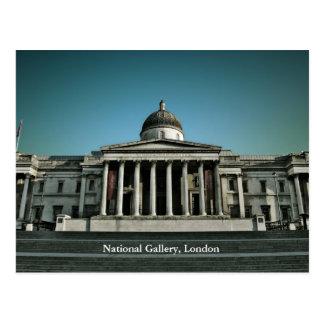 National Gallery, London Postcard