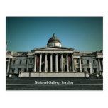 National Gallery, Londres Tarjetas Postales