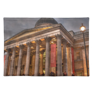 National Gallery Placemat