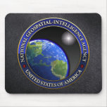 National Geospatial-Intelligence Agency (NGA) Mouse Pads
