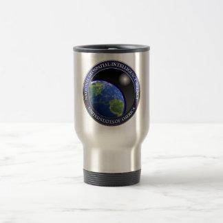 National Geospatial-Intelligence Agency (NGA) 15 Oz Stainless Steel Travel Mug