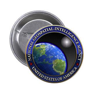 National Geospatial-Intelligence Agency (NGA) Pins