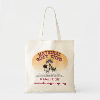 National Goat Expo Bag