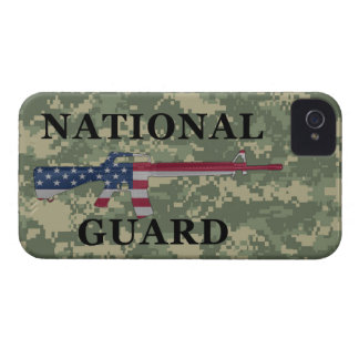 National Guard BlackBerry Bold Case Green