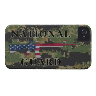 National Guard BlackBerry Bold Case Woodland