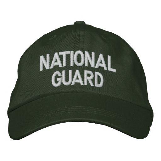 NATIONAL GUARD BASEBALL CAP