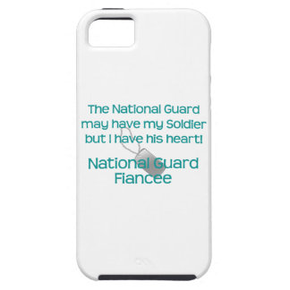 National Guard Fiancee Have his Heart iPhone 5 Cases