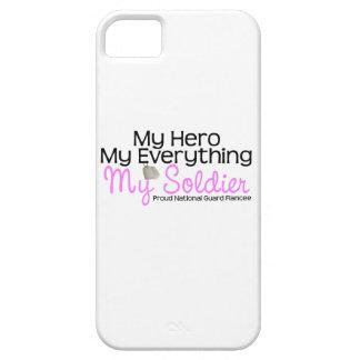 National Guard Fiancee My Hero iPhone 5 Case