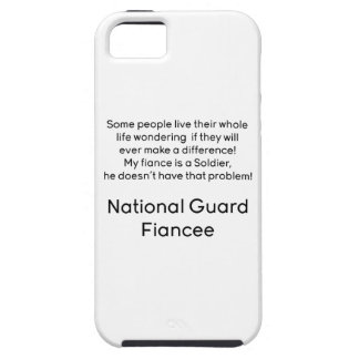 National Guard Fiancee No Problem iPhone 5 Covers