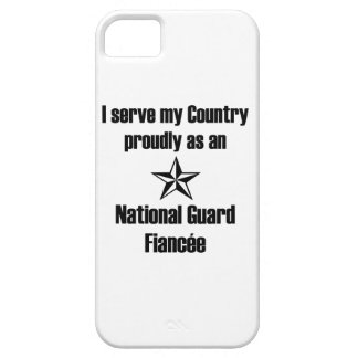 National Guard Fiancee Serve Country iPhone 5 Case