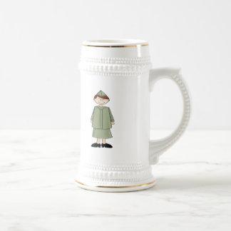 National Guard Girl Coffee Mug