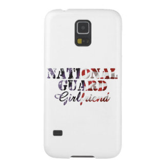 National Guard Girlfriend American Flag Case For Galaxy S5