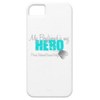 National Guard Girlfriend Boyfriend my Hero iPhone 5 Covers
