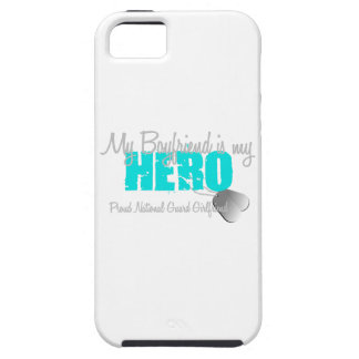 National Guard Girlfriend Boyfriend my Hero iPhone SE/5/5s Case
