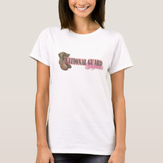 National Guard Girlfriend.. T-Shirt