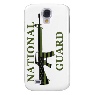 National Guard iPhone 3 Case White