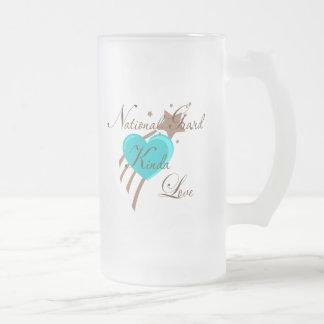 National Guard Kinda Love Coffee Mug