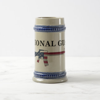 National Guard M16 Stein