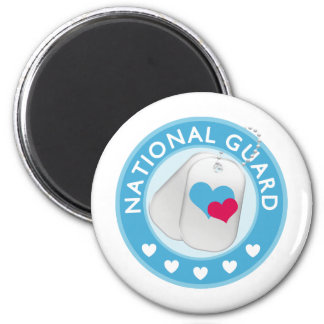 National Guard Magnet