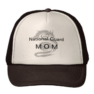 National Guard MOM, Happy Mother's Day Hat