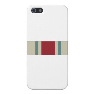 National Guard Reserve Commemorative Ribbon Case For iPhone SE/5/5s