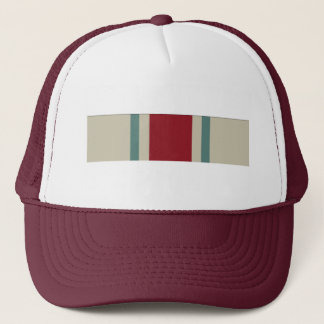 National Guard Reserve Commemorative Ribbon Trucker Hat