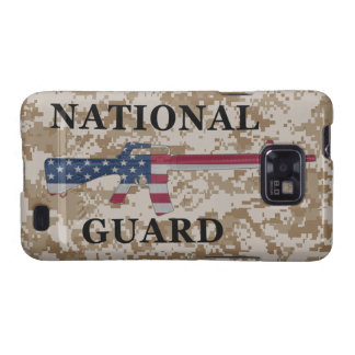 National Guard Samsung Galaxy S(T-Mobile Vibrant) Galaxy S2 Case